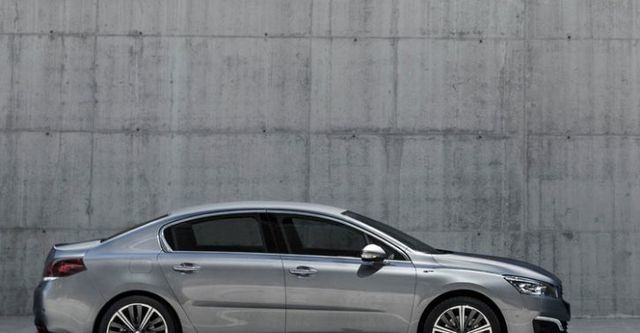 2015 Peugeot 508 e-HDi 1.6 Classic  第5張相片