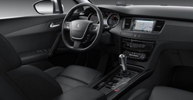 2015 Peugeot 508 e-HDi 1.6 Classic  第8張相片