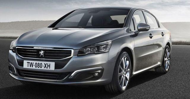 2015 Peugeot 508 e-HDi 1.6 Design  第1張相片