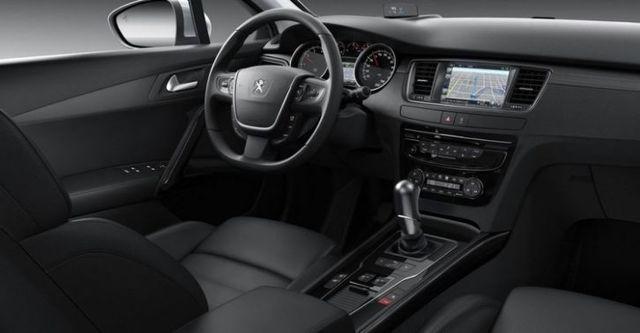 2015 Peugeot 508 e-HDi 1.6 Design  第7張相片