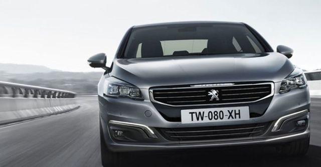 2015 Peugeot 508 e-HDi 1.6 Premium  第4張相片