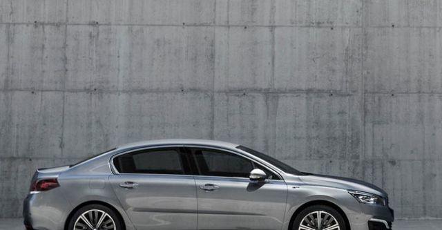 2015 Peugeot 508 e-HDi 1.6 Premium  第5張相片