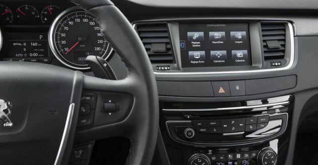 2015 Peugeot 508 e-HDi 1.6 Premium  第7張相片