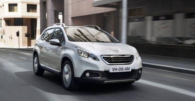 2014 Peugeot 2008 1.6 e-HDi  Active  第1張相片