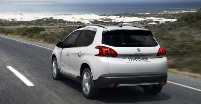 2014 Peugeot 2008 1.6 e-HDi  Active  第3張相片
