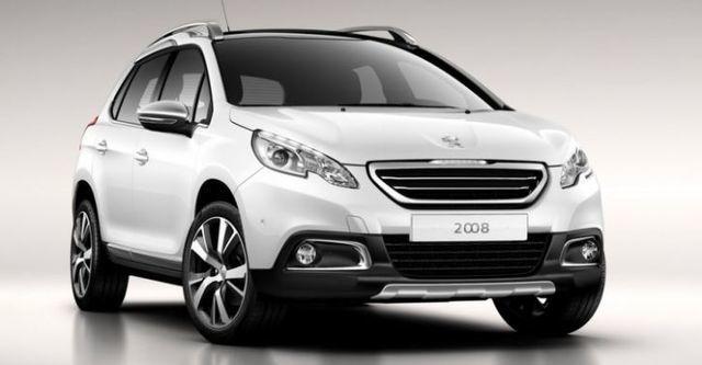 2014 Peugeot 2008 1.6 e-HDi  Active+  第4張相片