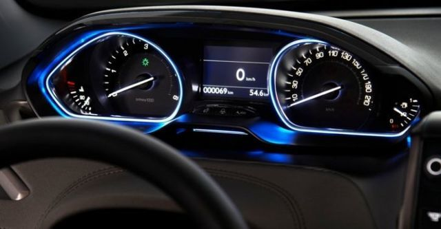 2014 Peugeot 2008 1.6 e-HDi  Active+  第7張相片