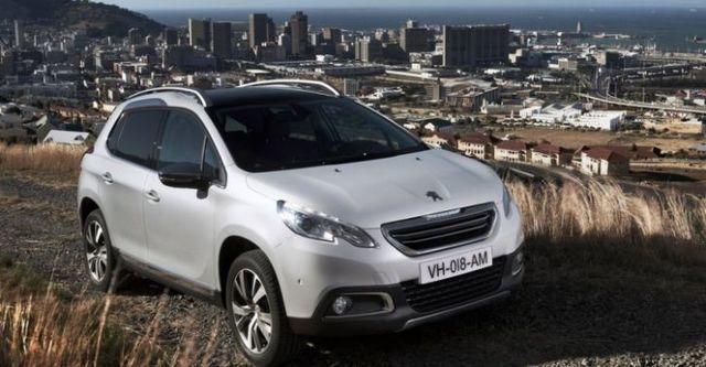 2014 Peugeot 2008 1.6 VTi Active  第1張相片