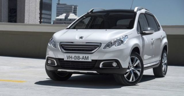 2014 Peugeot 2008 1.6 VTi Allure  第1張相片