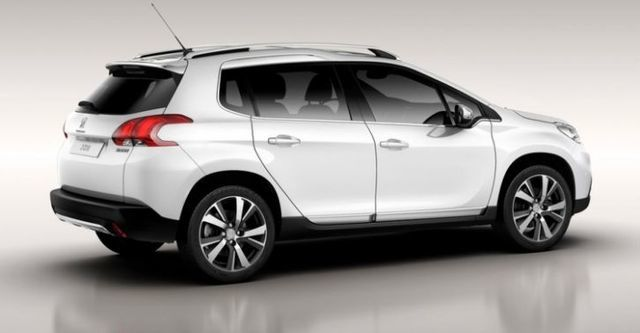 2014 Peugeot 2008 1.6 VTi Allure  第5張相片