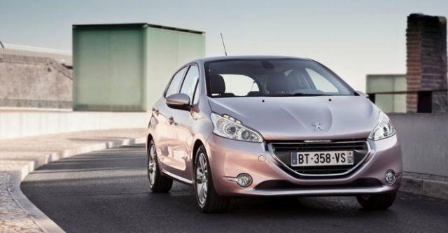 2014 Peugeot 208 1.6 e-HDi六氣囊版  第1張相片