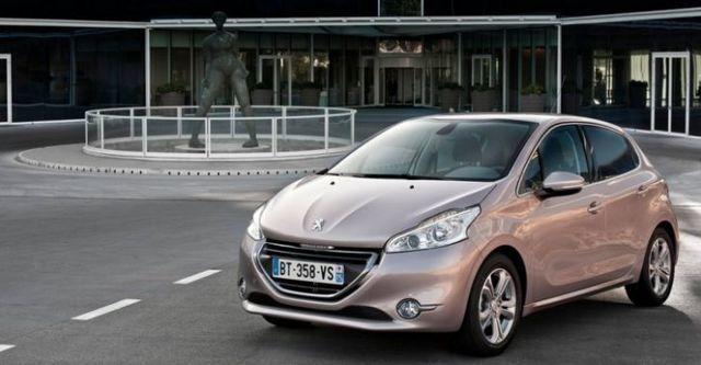 2014 Peugeot 208 1.6 e-HDi六氣囊版  第2張相片