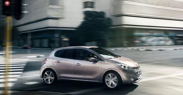 2014 Peugeot 208 1.6 e-HDi六氣囊版  第4張相片