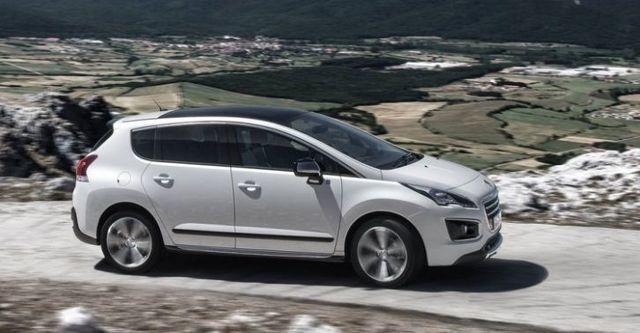 2014 Peugeot 3008 1.6 e-HDi Design  第2張相片