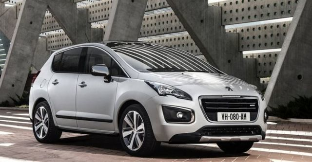 2014 Peugeot 3008 1.6 e-HDi Design  第3張相片