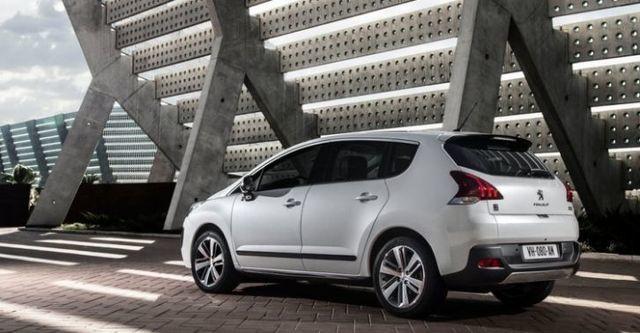 2014 Peugeot 3008 1.6 e-HDi Design  第4張相片