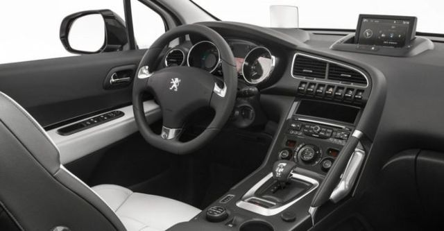 2014 Peugeot 3008 1.6 e-HDi Design  第7張相片