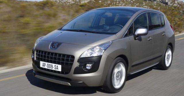 2014 Peugeot 3008 2.0 HDi Premium  第1張相片
