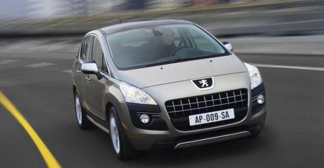 2014 Peugeot 3008 2.0 HDi Premium  第2張相片