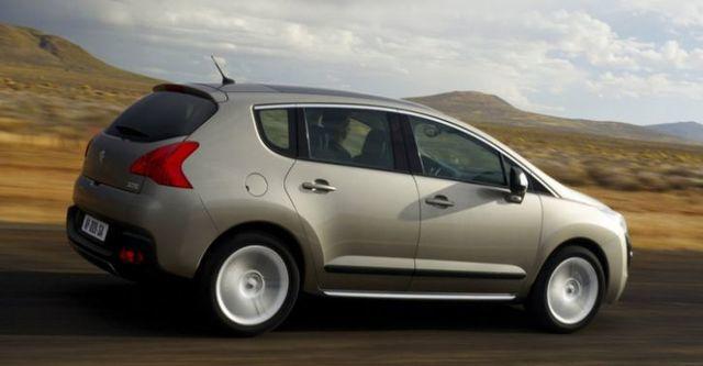 2014 Peugeot 3008 2.0 HDi Premium  第3張相片