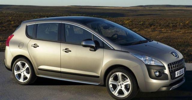 2014 Peugeot 3008 2.0 HDi Premium  第4張相片