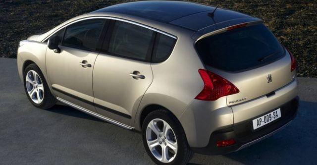 2014 Peugeot 3008 2.0 HDi Premium  第5張相片