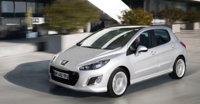 2014 Peugeot 308 1.6 e-HDi Active  第3張相片