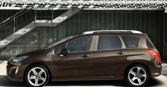 2014 Peugeot 308 SW 1.6 e-HDi Active  第2張相片