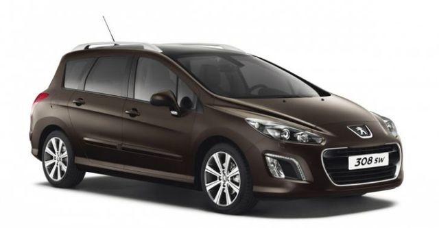 2014 Peugeot 308 SW 1.6 e-HDi Active  第3張相片