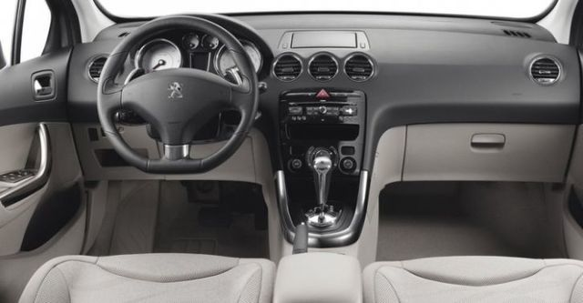2014 Peugeot 308 SW 1.6 e-HDi Active  第5張相片