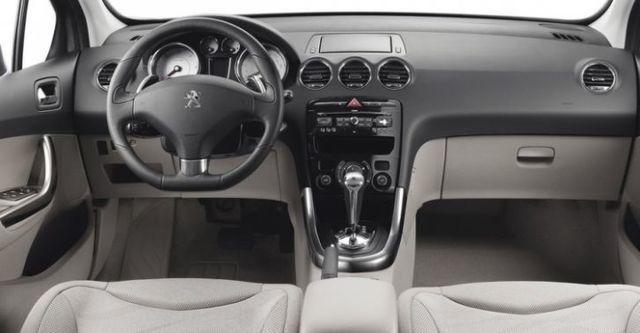 2014 Peugeot 308 SW 2.0 HDi Classic  第5張相片