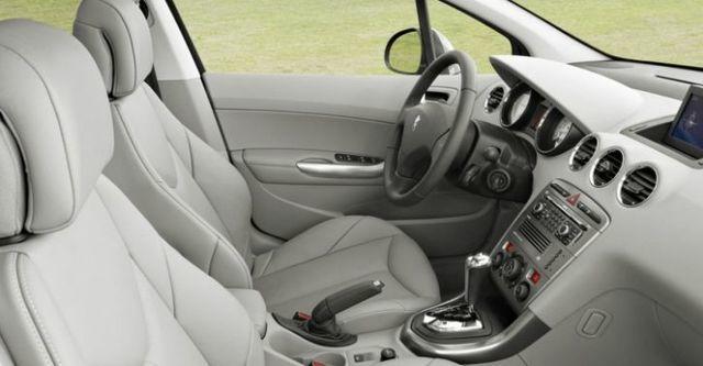 2014 Peugeot 308 SW 2.0 HDi Classic  第6張相片