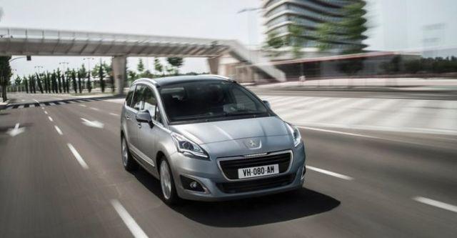 2014 Peugeot 5008 2.0 HDi Premium  第1張相片