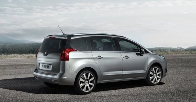 2014 Peugeot 5008 2.0 HDi Premium Pack  第5張相片