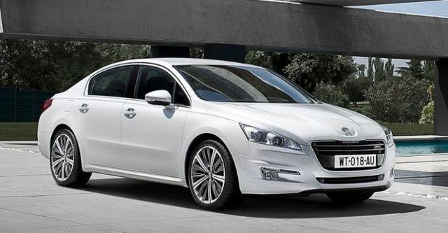 2014 Peugeot 508 1.6 e-HDi Design  第1張相片