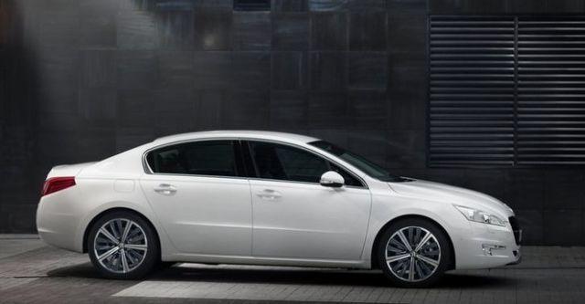 2014 Peugeot 508 1.6 e-HDi Design  第4張相片
