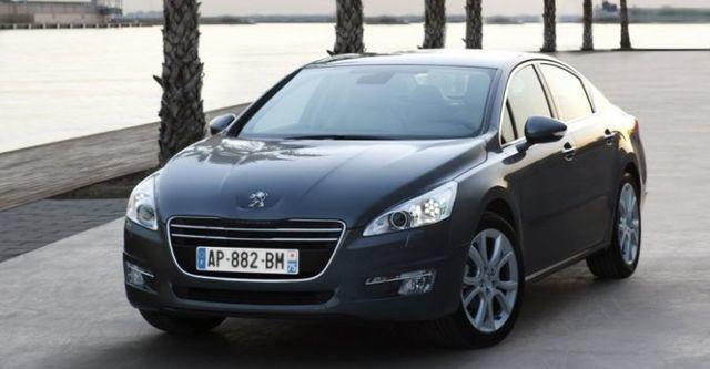 2014 Peugeot 508 1.6 e-HDi Design  第5張相片