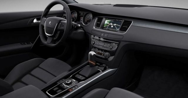2014 Peugeot 508 1.6 e-HDi Design  第7張相片