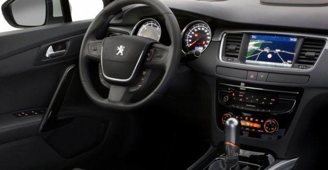 2014 Peugeot 508 1.6 e-HDi Design  第8張相片