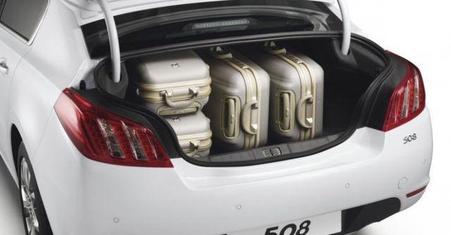 2014 Peugeot 508 1.6 e-HDi Design  第9張相片