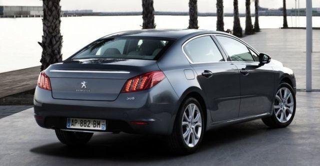 2014 Peugeot 508 2.0 HDi Allure  第6張相片