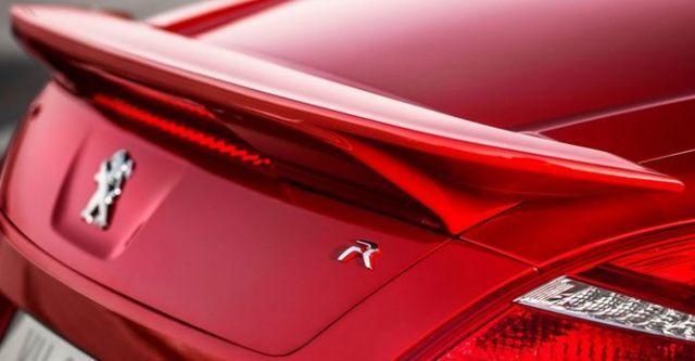2014 Peugeot RCZ R  第3張相片
