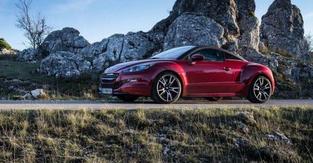 2014 Peugeot RCZ R  第5張相片