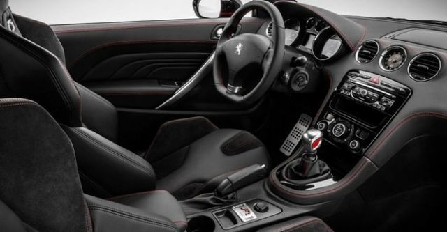 2014 Peugeot RCZ R  第7張相片