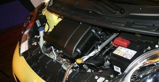 2013 Peugeot 107 左岸魅力版  第3張相片