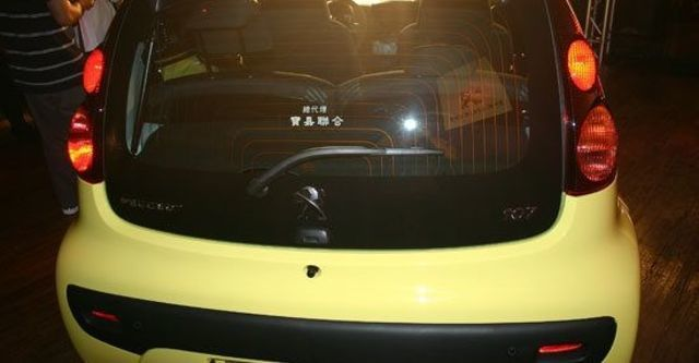 2013 Peugeot 107 左岸魅力版  第9張相片