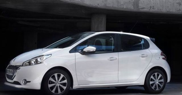 2013 Peugeot 208 1.6 VTi AT  第2張相片