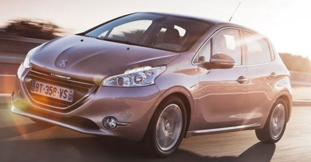 2013 Peugeot 208 1.6 VTi AT  第4張相片