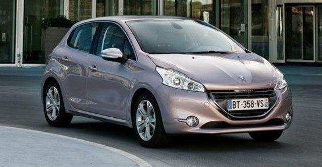 2013 Peugeot 208 1.6 VTi AT  第5張相片