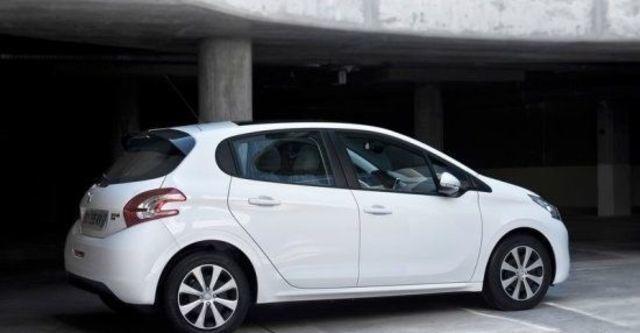 2013 Peugeot 208 1.6 VTi AT  第6張相片
